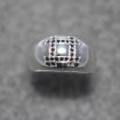 JewelCraft_Black Diamond Set Ring