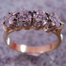 JewelCraft_Four Diamond Ring