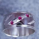 JewelCraft_Pink Diamond Ring