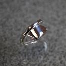 Jewel Craft Oar Ring