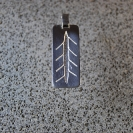 JewelCraft Eight Ingot Pendant